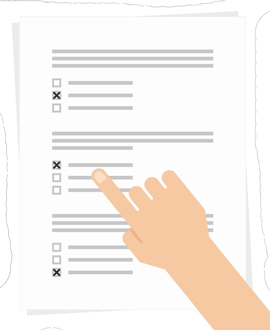 Requerimiento documentos para pago